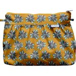 Pleated clutch bag aniseed star - PPMC