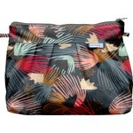 Pleated clutch bag fireworks - PPMC