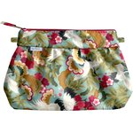 Pleated clutch bag ibis - PPMC