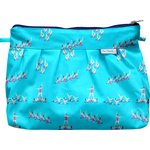 Pleated clutch bag swimmers - PPMC