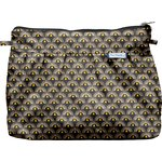 Pleated clutch bag inca sun - PPMC