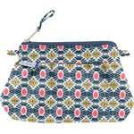 Mini Pleated clutch bag ethnic sun - PPMC