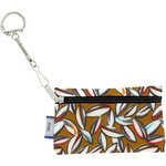 Keyring  wallet cocoa pods - PPMC