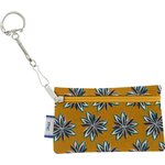 Pochette porte-clés etoile anisée - PPMC