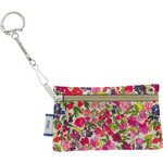 Keyring  wallet purple meadow - PPMC