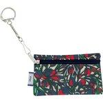 Keyring  wallet  tulipes - PPMC