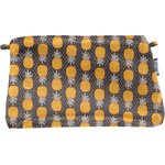 Coton clutch bag pineapple - PPMC