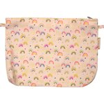 Coton clutch bag rainbow - PPMC