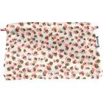 Pochette tissu confetti aqua - PPMC
