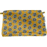 Coton clutch bag aniseed star - PPMC
