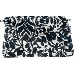 Coton clutch bag chinese ink foliage  - PPMC