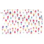 Pochette tissu ice cream - PPMC