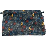 Coton clutch bag jungle party - PPMC