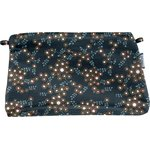 Coton clutch bag fireflies - PPMC