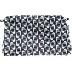 Coton clutch bag black-headed gulls - PPMC