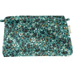 Coton clutch bag jade panther - PPMC