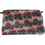 Coton clutch bag royal poppy - PPMC