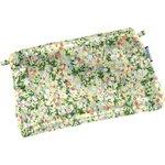 Tiny coton clutch bag menthol berry - PPMC