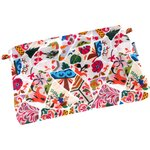 Tiny coton clutch bag barcelona - PPMC