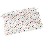 Tiny coton clutch bag sea side - PPMC