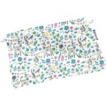 Tiny coton clutch bag tales and legends - PPMC