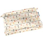 Tiny coton clutch bag   copa-cabana - PPMC