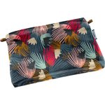 Tiny coton clutch bag fireworks - PPMC