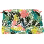 Tiny coton clutch bag bracken - PPMC