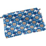 Tiny coton clutch bag roar - PPMC