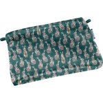 Tiny coton clutch bag bunny - PPMC