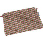 Tiny coton clutch bag palmette - PPMC