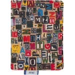 Card holder multi letters - PPMC