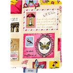 Card holder postal - PPMC