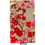 Chequebook cover flower of cherry tree - PPMC