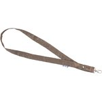 Lanyard necklace copper linen - PPMC