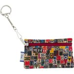 Keyring  wallet multi letters - PPMC