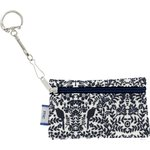 Keyring  wallet scandinave navy blue - PPMC