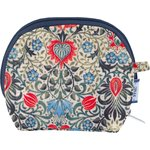 gusset coin purse azulejos - PPMC