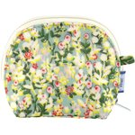 gusset coin purse menthol berry - PPMC