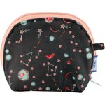 gusset coin purse constellations - PPMC