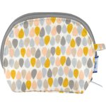 gusset coin purse pastel drops - PPMC