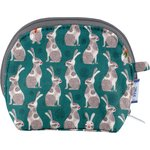 gusset coin purse bunny - PPMC