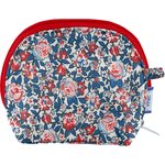 gusset coin purse flowered london - PPMC