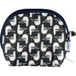 gusset coin purse black-headed gulls - PPMC