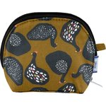 gusset coin purse hen facet - PPMC