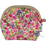 gusset coin purse purple meadow - PPMC