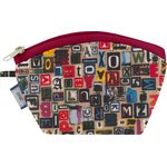 Coin Purse multi letters - PPMC