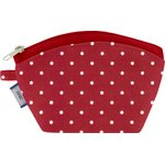 Coin Purse red spots - PPMC
