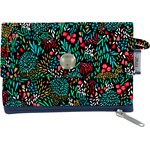 zipper pouch card purse deer - PPMC