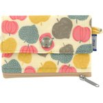zipper pouch card purse summer sweetness - PPMC